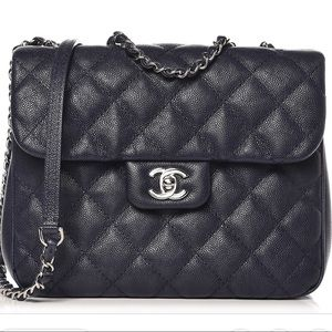 CHANEL Bags - 18P CHANEL URBAN COMPANION NAVY BLUE